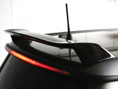 DuelL AG Krone Edition R55 Roof Spoiler Ver2.1/2.2