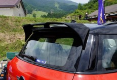 DuelL AG Krone Edition R60 Roof Spoiler Ver1.1/1.2/1.3