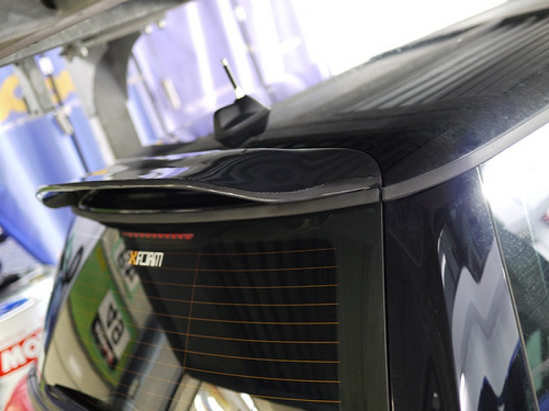 DuelL AG Krone Edition Roof Spoiler Ver.1.2