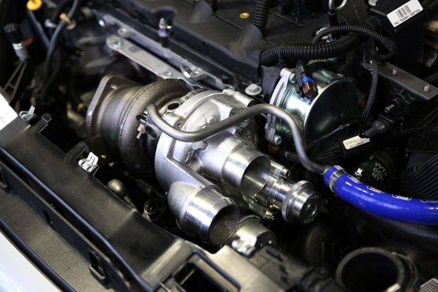DuelL AG High Performance Turbocharger