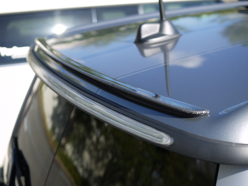 DuelL AG Krone Edition R55 Roof Spoiler Ver1.1/1.2