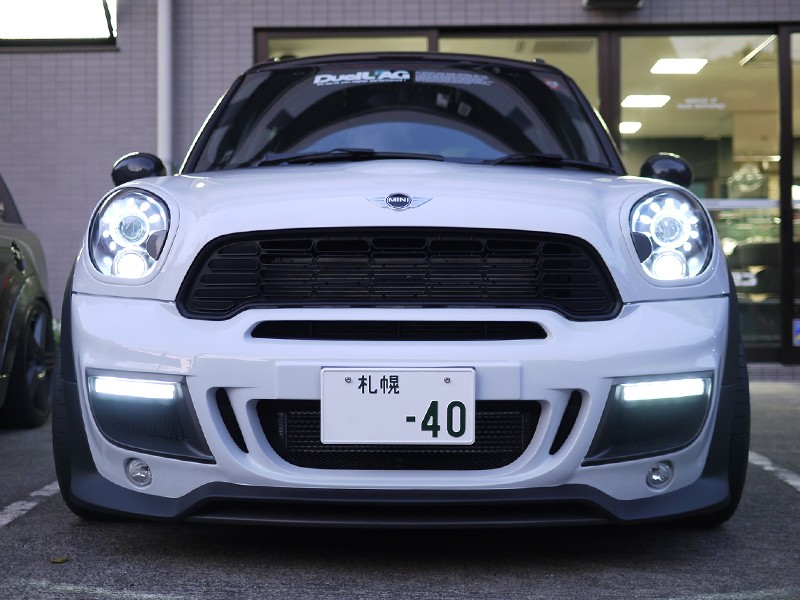 DuelL AG Krone Edition R60 Front Bumper Ver1.1